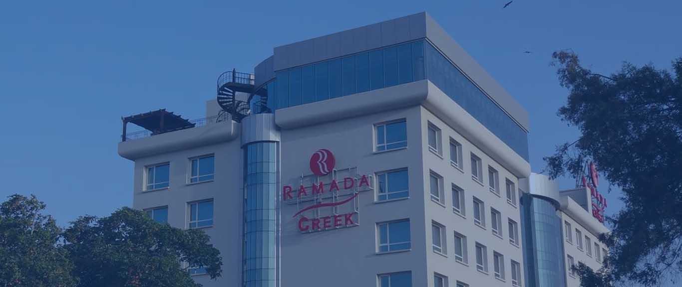 Ramada Creek